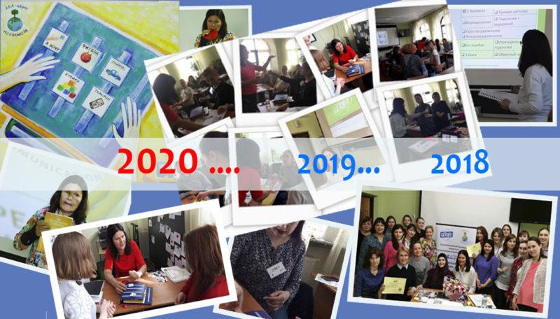 Обучение PECS 2020